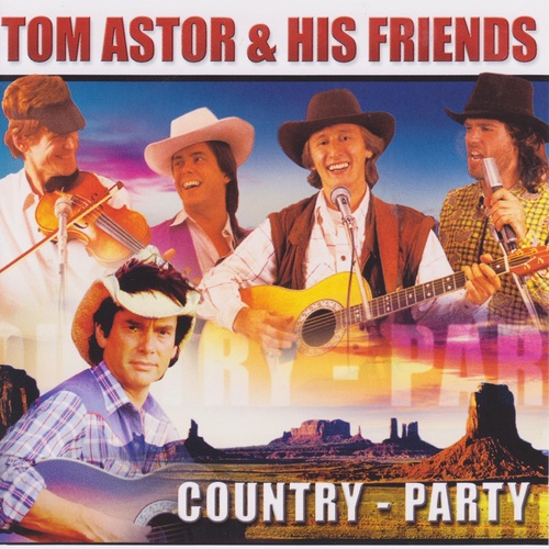 Country Party - Tom Astor cover art