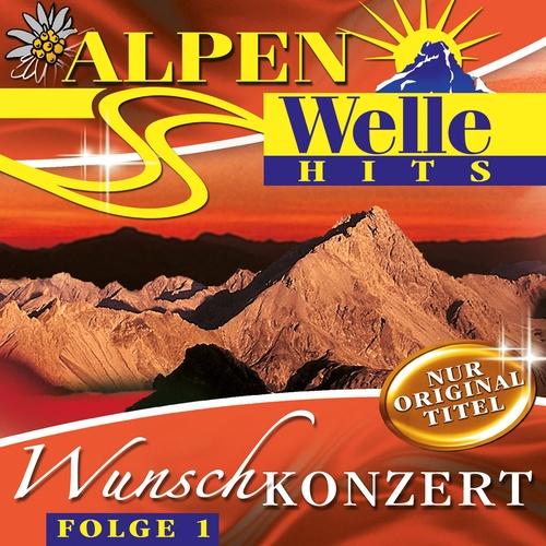 Alpen-Welle (Folge 1) - Wunschkonzert cover art