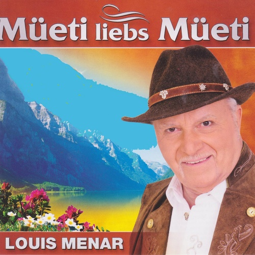 Müeti liebs Müeti - Louis Menar cover art