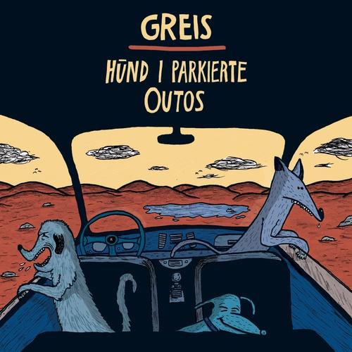Hünd I Parkierte Outos - Greis cover art