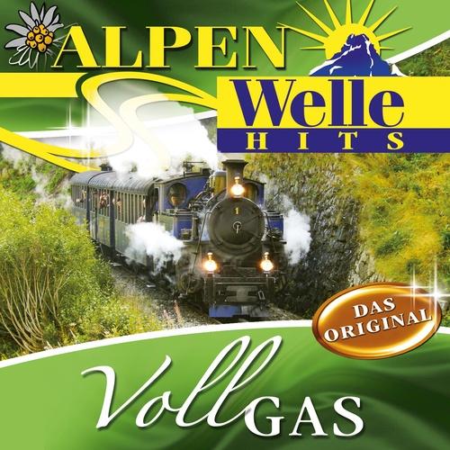 Vollgas - ALPEN-WELLE HITS cover art