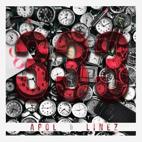 333 EP - APoL & Linez cover art