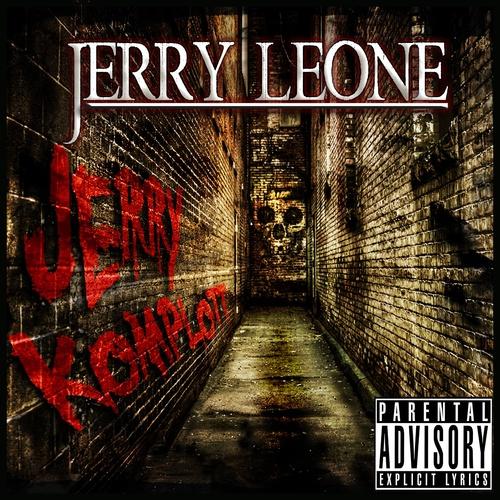 Jerry Komplott - Jerry Leone cover art