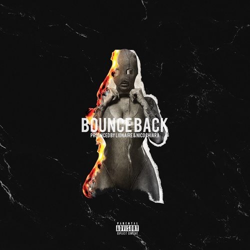 Bounce Back - LIONAIRE cover art