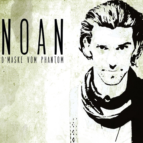 D'Maske vom Phantom - Noan cover art
