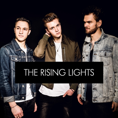 The Rising Lights - The Rising Lights cover art