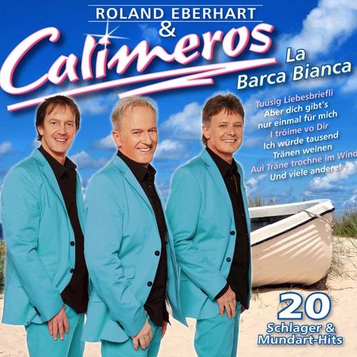20 Schlager & Mundart Hits - Calimeros & Roland Eberhart cover art