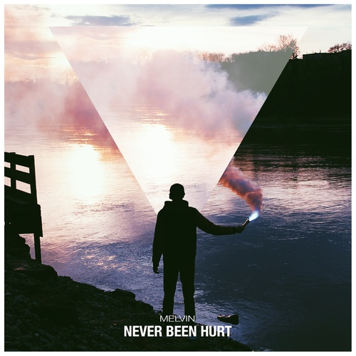Never Been Hurt - Melvin cover art