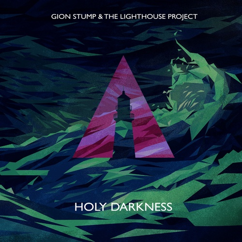 Holy Darkness - Gion Stump & The Lighthouse Project cover art