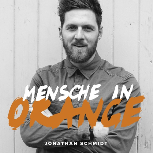 Mensche in Orange - Jonathan Schmidt cover art