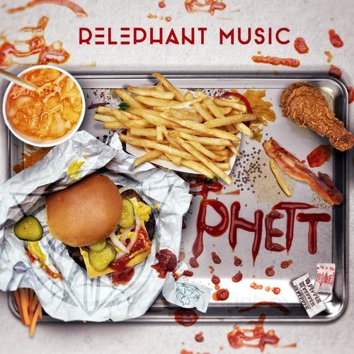 Phett - Single - Relephant Music cover art