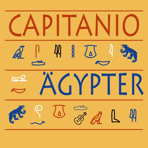 Ägypter - Capitanio cover art