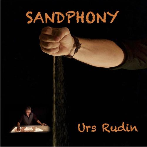 Sandphony - Urs Rudin cover art