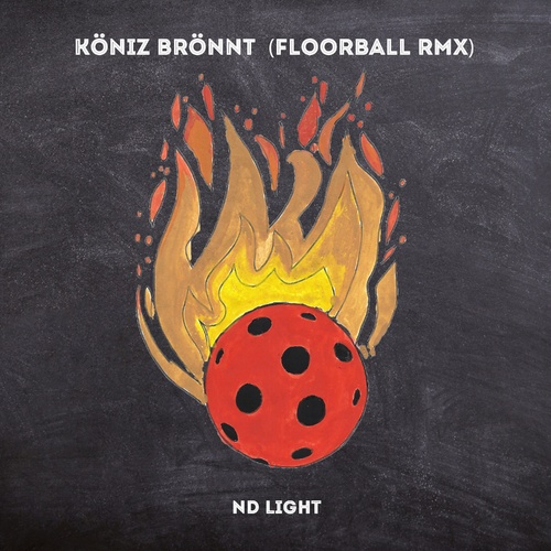 Köniz brönnt (Floorball Remix) - ND Light cover art