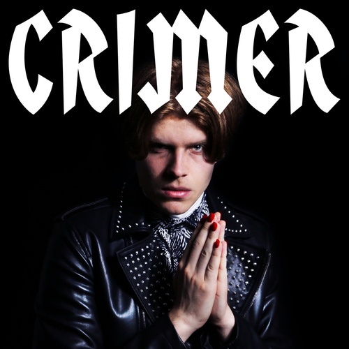 Preach - CRIMER cover art