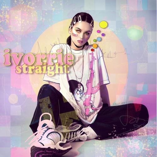 Straight - Ivorrie cover art